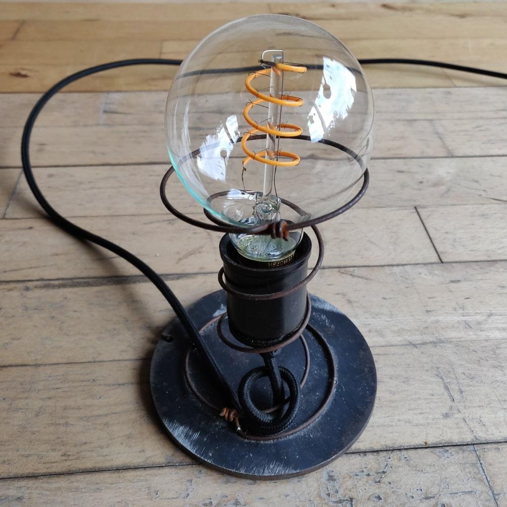 madrasfjeder-lampe